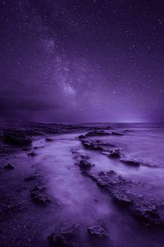 Purple Beach