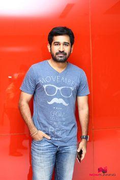 Vijay Antony at Vaaimai Audio Launch
