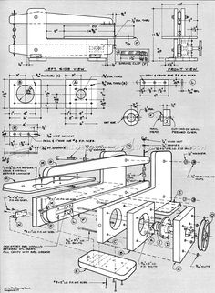 HomeMade Scroll Saw Plans - Scroll Saw