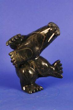 Inuit Art Sculptures