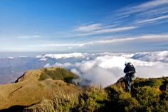 Mt Pulag, the Philippines