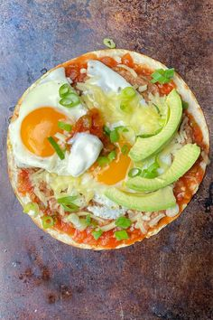 An easy recipe for the delicious hearty Mexican breakfast called Huevos Rancheros - tortillas with beans, salsa, eggs and cheese. #MexicanBreakfast #HuevosRancheros #BreakfastRecipe Mexican Breakfast, Breakfast Recipes, One Pot Meals, Easy Meals, Huevos Rancheros, Refried Beans, Cooking Light, Tortillas
