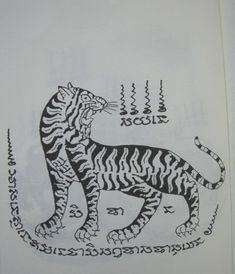 thai tiger - Google Search