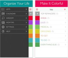 21 Amazing Parenting Apps That Will Make Your Life Easier: Intuition+: Mom's Personal Assistant