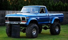 Mud Trucks | ... of your lifted 78 or 79 f150s - Page 2 - Ford Truck Enthusiasts Forums