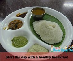 How to start your day with healthy breakfast