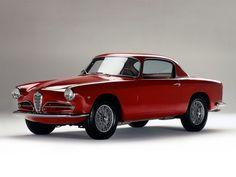 Alfa Romeo 1900 SS 1951-1958