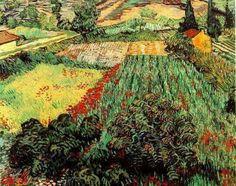 Campo co  papaveri -1889