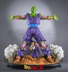 Tsume cuarteles Piccolo Son Gohan Dragon Ball Z Estatua limitado Oferta Nuevo Spot