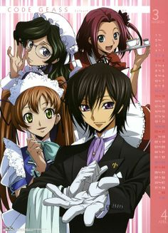 More sexy anime chicks on http://www.thesatan.com Kallen from Code Geass