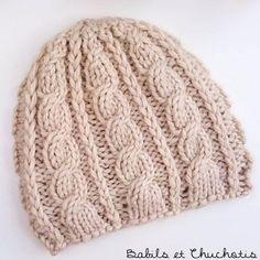 DIY un bonnet torsadé pour enfant dec701ab89f