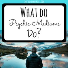 How do mediums work?