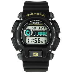 Casio G-Shock Mens DW9052-1BOS Multi-Function Digital Watch