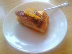 Pudding de Calabaza con Pasas y Aigua Mel de Frutas Colomina.        ;  )