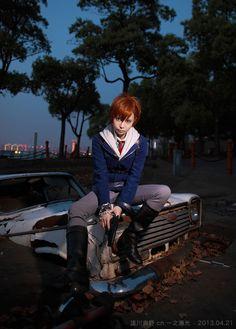 ichinosehikaru(一之濑光) Yoshino Takigawa Cosplay Photo - WorldCosplay