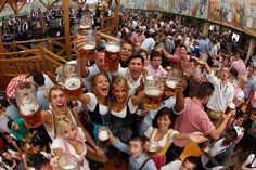 Oktoberfest 6 day coach and camping with Busabout | Exclusive tour.