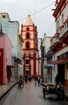 Iglesia de Nuestra Senora de la Soledad - Camaguey, Cuba