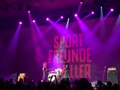 Sportfreunde Stiller - Live beim Bits And Pretzels, München - https://www.musikblog.de/2016/09/sportfreunde-stiller-live-beim-bits-and-pretzels-muenchen/ #SportfreundeStiller