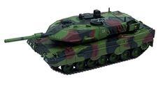 Fabbri EMAM03 German Kampfpanzer Leopard 2A5 Main Battle Tank - Panzer Battalion 33, 9.Panzer Brigade, 1.Panzer Division (1:72 Scale)