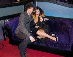 Howard Stern & Lady Gaga ~ Two unique people that don't go along with the media and that is what we need. Howard Stern Show, Celebrity Skin, Lady Gaga, Ny Times, Happy Birthday, Legs, Shit Happens, Concert, Celebrities