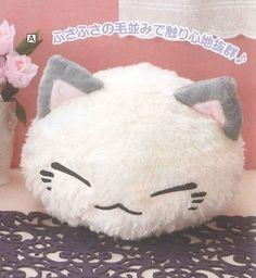 Nemuneko Big Pluffy Plush 35cm *-*