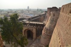 Bhatner fort, Hanumangarh