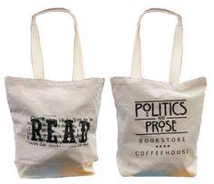 Politics & Prose READ Tote