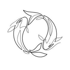 Pisces Tattoo Designs, Pisces Tattoos, Word Tattoos, Gun Tattoos, Circle Tattoos, Triangle Tattoos, Ankle Tattoos, Arrow Tattoos, Fish Tattoos