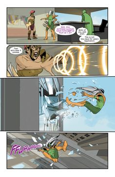 Saga - Comics by comiXology Saga Comic, The Wicked The Divine, Manhattan Project, Image Comics, Comic Page, Fun Comics, The Outsiders, Character Design, Comic Books