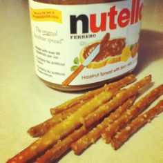 The best snack ever!!