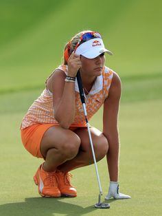 Lexi Thompson Photos - LPGA LOTTE Championship Presented by J Golf - Round One - Zimbio