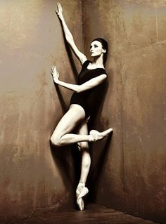 Svetlana Zakharova - still frame by  Vladimir Fridkes