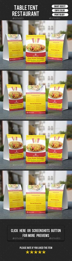 Insurance Company Table Tent Template 21 Table tents, Font logo - table tent template