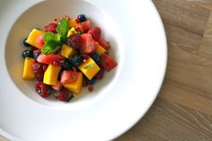 ANTIOXIDANT-FRUIT SALAD