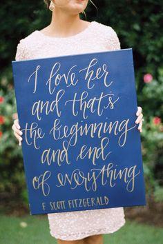 Photography : Emily Ann Hughes Read More on SMP: http://www.stylemepretty.com/oklahoma-weddings/oklahoma-city/2016/01/20/pretty-preppy-autumn-garden-wedding/