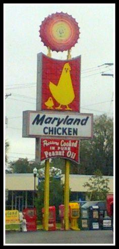 Maryland Chicken - Plant City, Florida