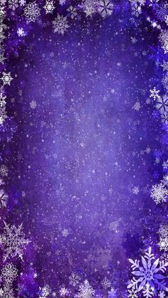 Ideas for holiday wallpaper vintage Holiday Iphone Wallpaper, Snowflake Wallpaper, Cute Christmas Wallpaper, Frozen Wallpaper, Holiday Wallpaper, Purple Wallpaper, Blue Wallpapers, Christmas Background, Cellphone Wallpaper