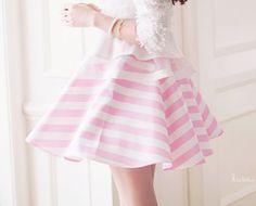Imagem de skirt and pink