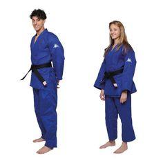 Judogi Kappa Atlanta homologado IJF Azul - €119.73  http://soloartesmarciales.com  #Taekwondo #SacosdeBoxeo #DobokDaedo #DobokAdidas #Hapkido #Aikido #BJJ #Karate #Judo #Boxeo #Ninjutsu #CletoReyes #Rudeboys #Mizuno #Sambo