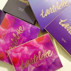 tartelette in bloom palette - tarte cosmetics