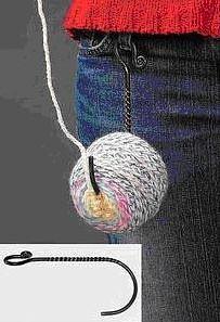Gift Idea for the Yarn Jockey - pinned by Hook & Needle Around