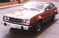 1979-83 AMC Spirit. A somewhat improved Gremlin.