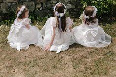 a pretty pastel vineyard wedding in Surrey Party Dresses Uk, Prom Dresses, Wedding Dresses, Flower Girls, Flower Girl Dresses, Vineyard Wedding, Pretty Pastel, Wedding Blog, Getting Married