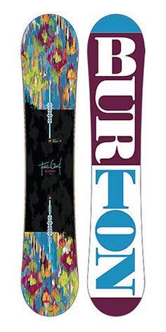 Burton Feelgood Snowboard 2016