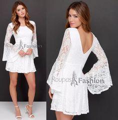 Vestido Festa Renda Moda Grande Plus Size Madrinha Casamento - R$ 119,90 no MercadoLivre