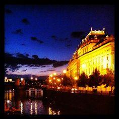 Palác Žofín | Zofin Palace ve městě Praha, Hlavní město Praha