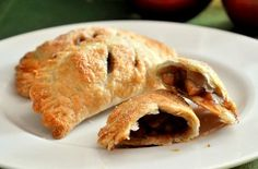 Apple Butter Hand Pies - includes dough recipe