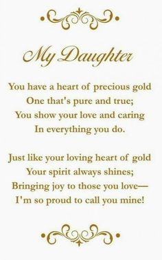 Love you my daughter quotes happy birthday daughter quotes unique daughter i love you music box Happy Birthday Quotes For Daughter, Birthday Wishes For Daughter, Best Birthday Quotes, Mother Daughter Quotes, I Love My Daughter, Birthday Messages, Poems For Daughters, Beautiful Daughter Quotes, Special Daughter Quotes