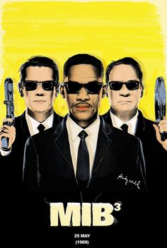 mib3. andy warhol inspired. Man In Black, Black Men, Andy Warhol, Movies, Movie Posters, Inspiration, Inspired, Biblical Inspiration, Films