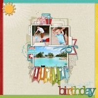 A Project by tracermajig from our Scrapbooking Gallery originally submitted 06/07/12 at 10:09 PM